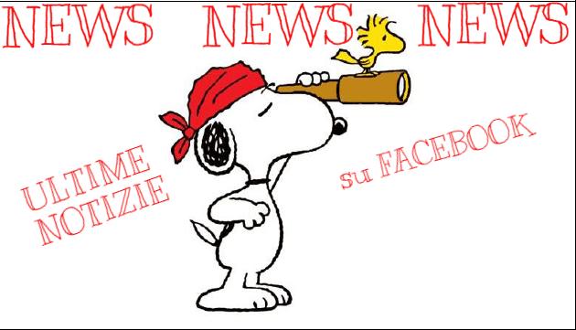NEWS su FACEBOOK