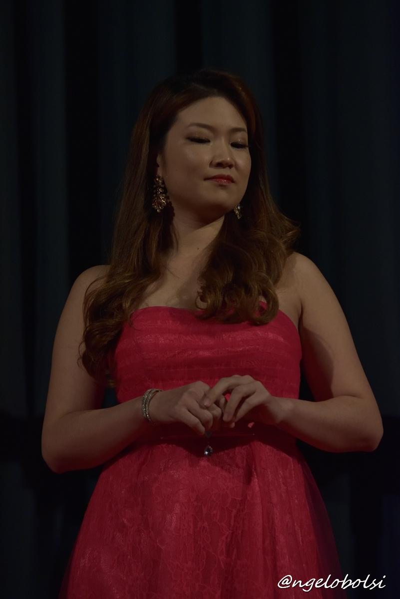 Jo Younmi, soprano  Quando m'en vo'  (Puccini – La Bohéme)