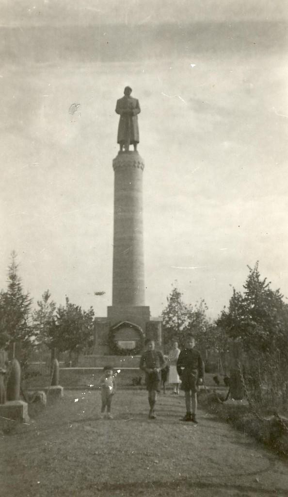 Pro Loco Sissa - Monumento ai caduti 1930  (foto F.Sassi)