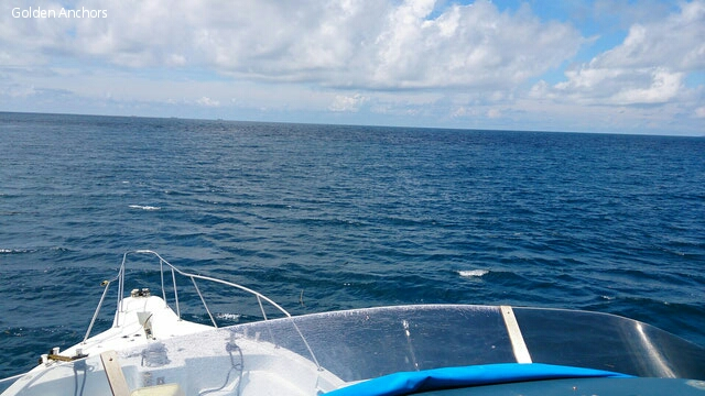 本州最南端 串本ダイビング アクアマイスター串本 ゴールデンアンカーズ 石垣島