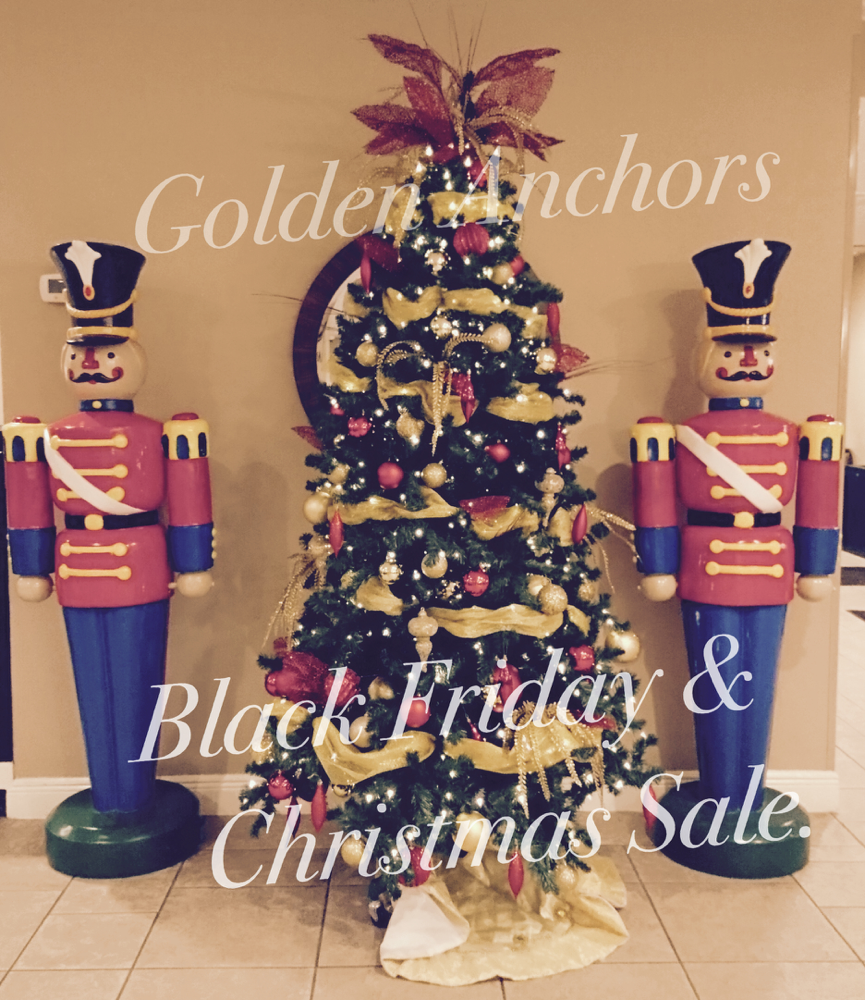GOLDEN ANCHORS BIG SALE!