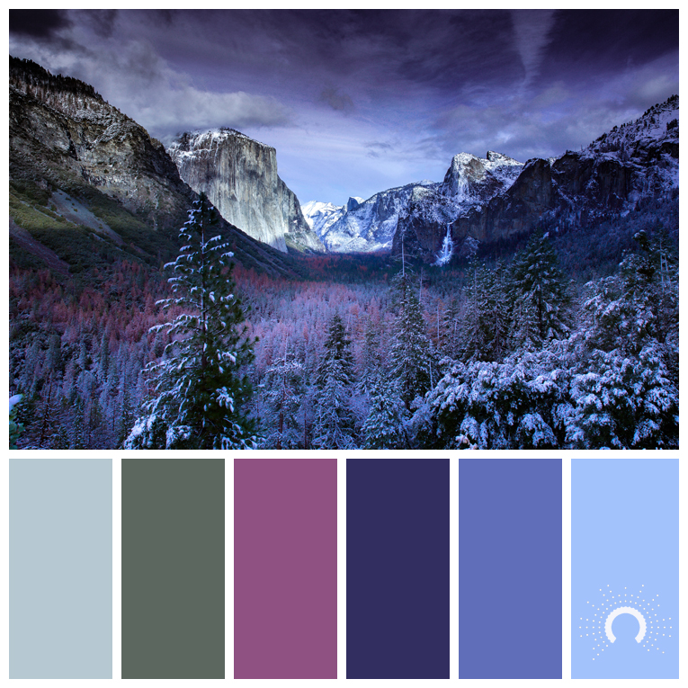 Color inspiration | vista | - astelle\'s colors