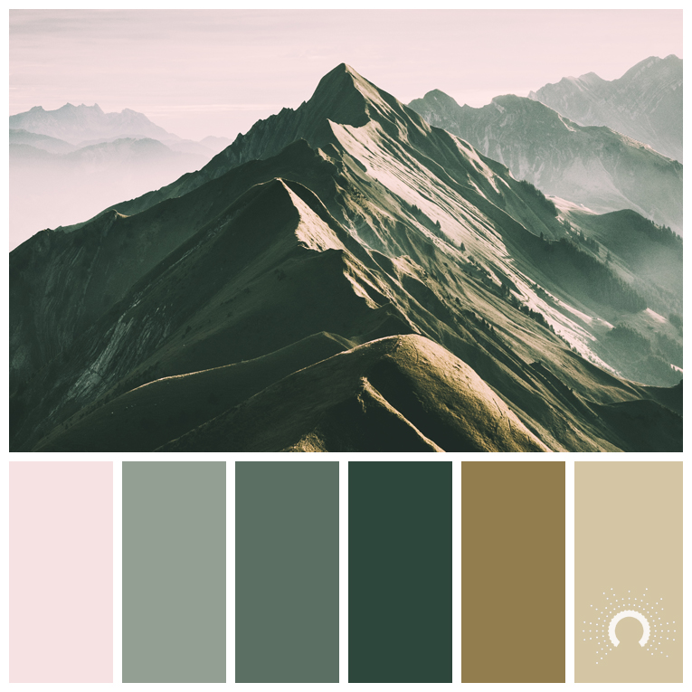 color palette, color combination, color combo, Farbpalette, hue, red, green, yellow-orange, rot, grün, gelborange