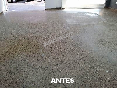 Pulido de suelos pulidor suelos de m rmol en valencia for Suelo marmol gris