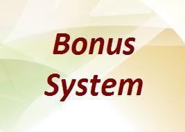 """""""Mio Quadro - Bonus System """""""