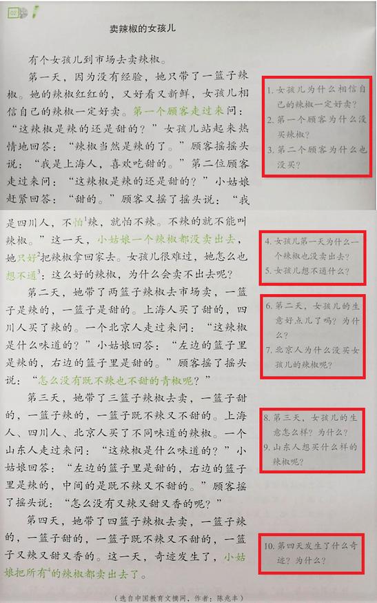 中国大連北京上海留学 共通教科書本文一例