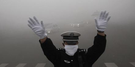 中国留学PM2.5