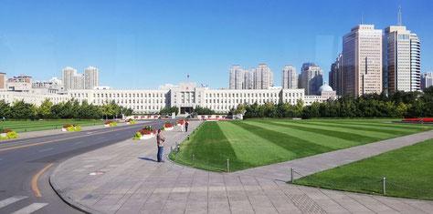 中国 大連市政府庁舎(旧関東州庁)