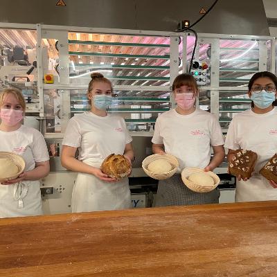 Ausbildung bei der Bäckerei Spangemacher