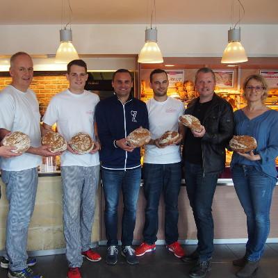 Solibrotaktion 2017 in der Bäckerei Spangemacher