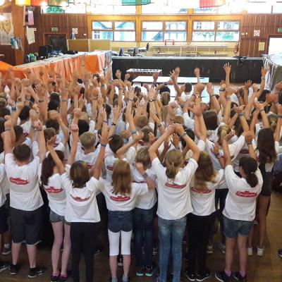 Die Bäckerei Spangemacher unterstützt das Westfeld-Ferienlager
