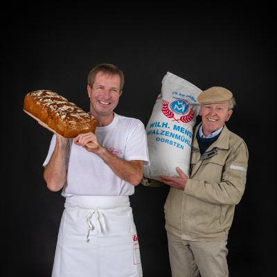 Unser Dorstener, Bäckerei Spangemacher