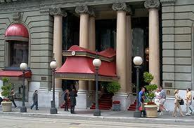 Hotel Westin St. Francis in San Francisco
