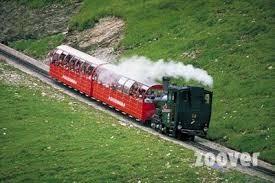 Beliebt, aber nicht wirklich rentabel: Die Brienz Rothorn Bahn.