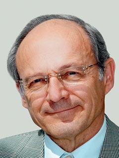 Studienleiter Karl W. Haltiner, Titularprofessor im Ruhestand der ETH Zürich.
