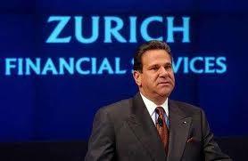 """James Schiro wird als äusserst erfolgreicher CEO in die Geschichte der """"Zürich"""" eingehen."""