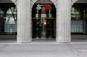 UBS-Hauptsitz an der Bahnhofstrasse in Zürich