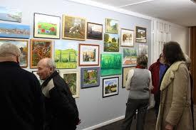 Hobbymaler, die mit der Malerei Geld verdienen, sind auch steuerpflichtig.