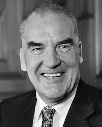 Rudolf Gnägi war 1976 Bundespräsident