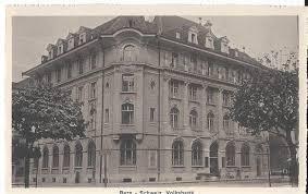 Die Volksbank in Bern ist nicht mehr: Sie wurde 1993 von der CS Holding geschluckt.