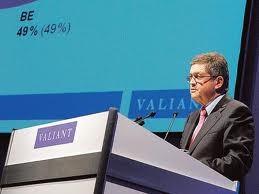VR-Präsident Kurt Streit