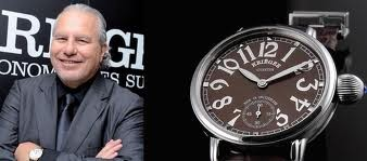 Der Amerikaner Ira Krieger nutzt den guten Ruf von Schweizer Uhren: Er lässt seine Uhren in Le Landeron herstellen.