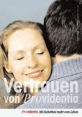Vertrauen von Providentia - auch dank Hans Voser.