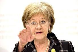 Die Baselbieterin Susanne Leutenegger Oberholzer hält die Bundesverwaltung regelmässig auf Trab.