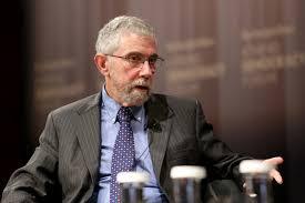 Paul Krugman von der Princeton University.