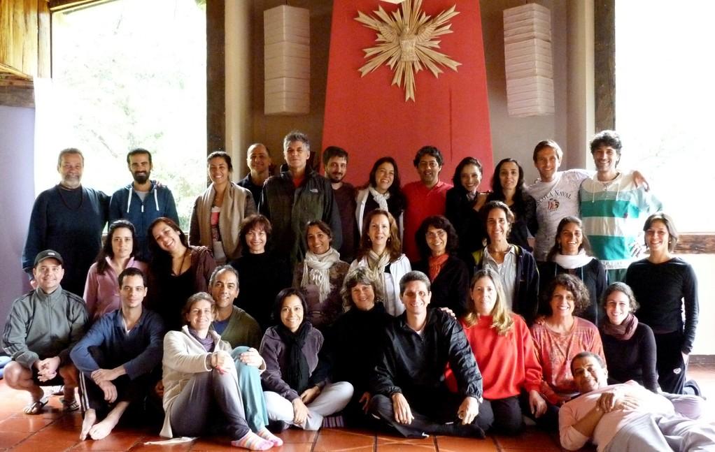 Curso de Formação DTY 2011 - Correias (Petropolis)