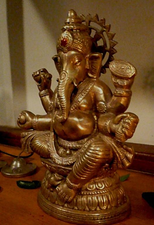 Ganesha - o removedor dos obstáculos