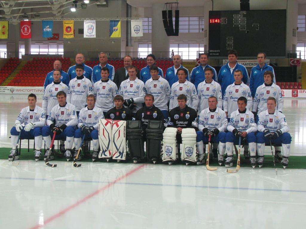 Сезон 2012/2013 (перед началом сезона)