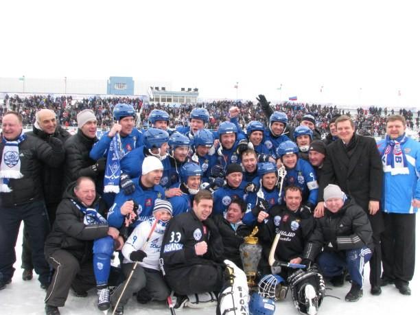 Сезон 2012/2013 (чемпионы России)