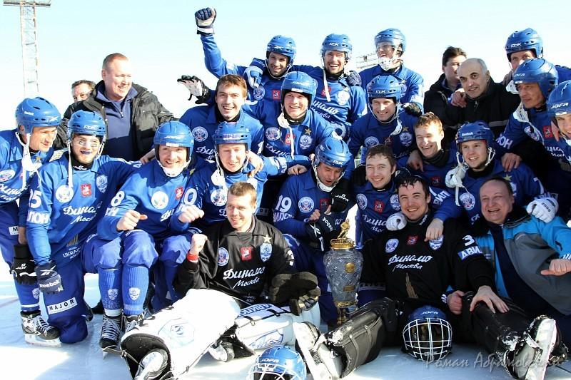 Сезон 2011/2012 (Архангельск, 25 марта. чемпионы России - фото 1)