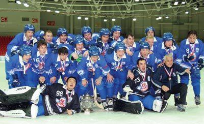 Сезон 2005/2006 (обладатель Кубка России 2005-осень)