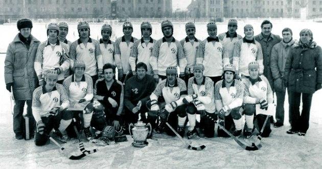 Обладатель Кубка СССР 1987