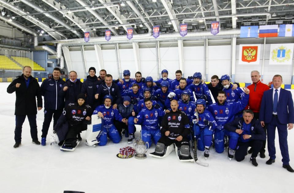 Обладатели Кубка России 2020 года