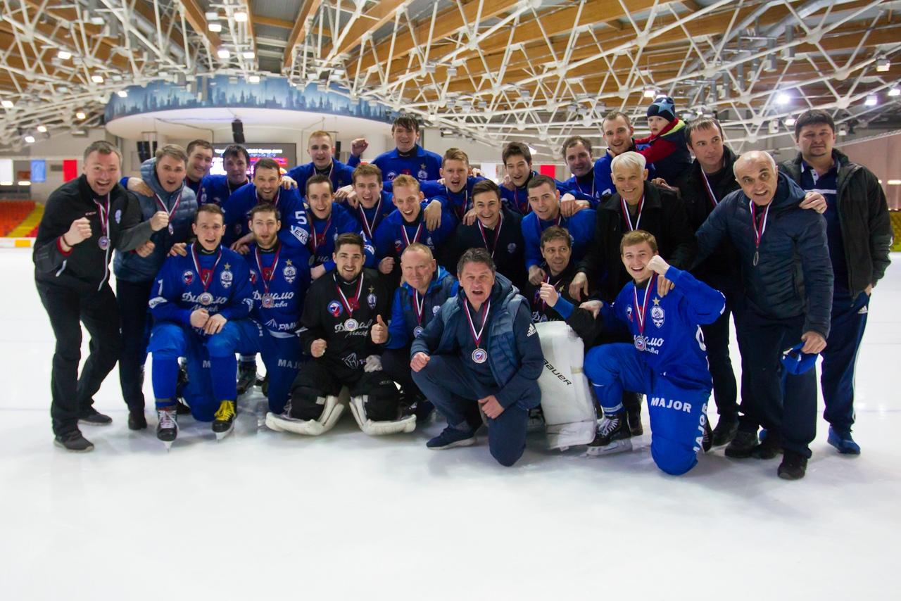 Сезон 2018/2019 (серебреные медали)