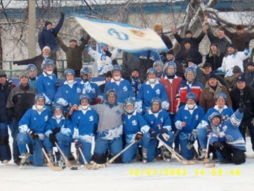 Сезон 2002/2003 (январь)