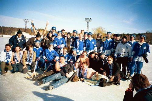Сезон 2002/2003 (март)