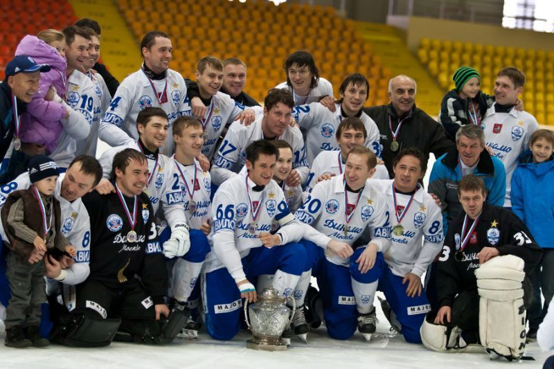 Сезон 2011/2012 (обладатель Кубка России)