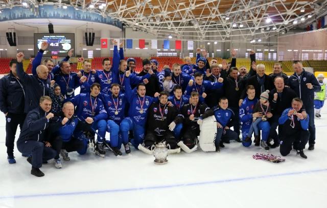 Обладатели Кубка России 2019 года
