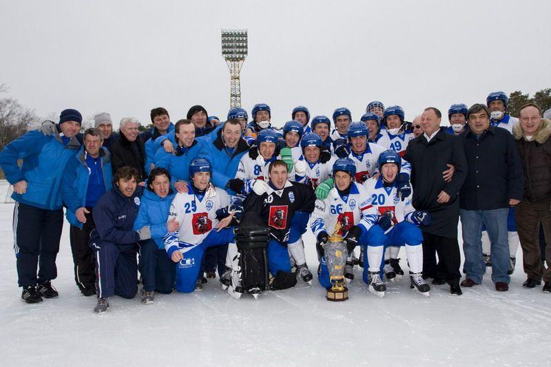 Сезон 2007/2008 (чемпионы России)