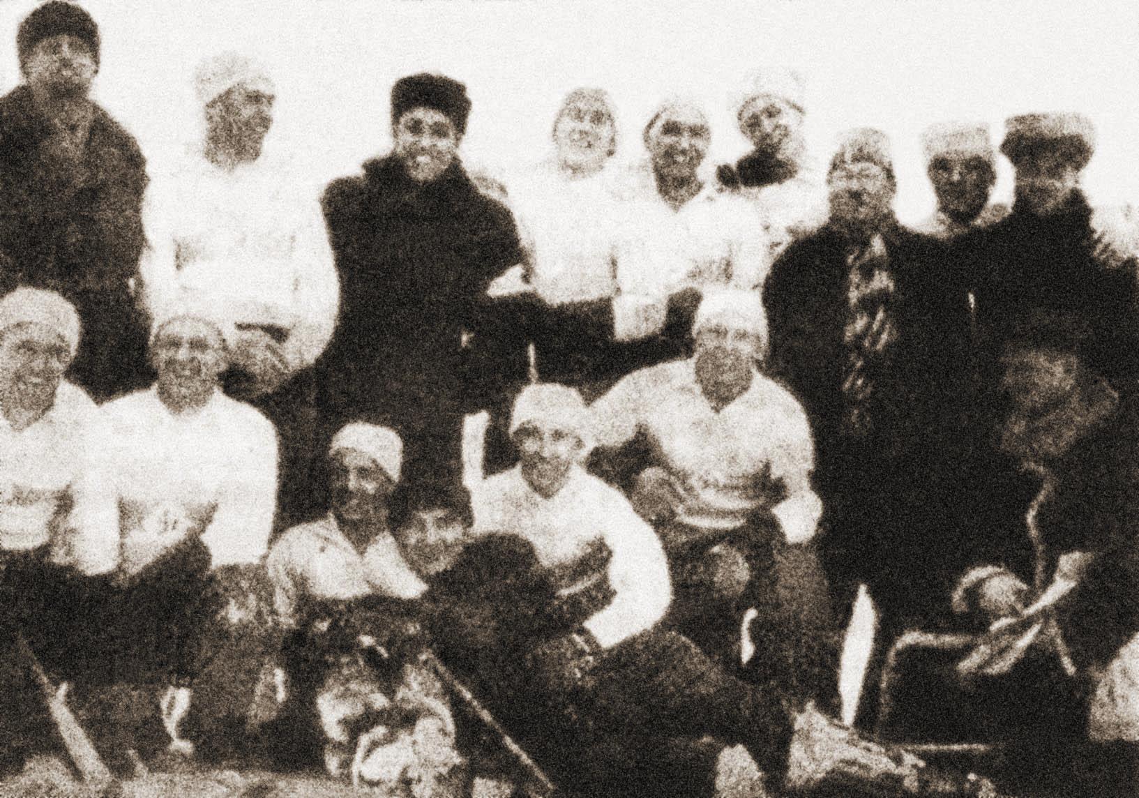 Чемпион СССР 1936