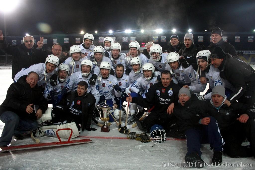 Сезон 2012/2013 (обладатель Суперкубка России)