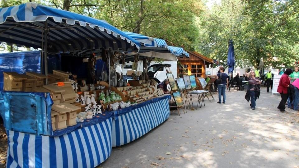 Markt in Dangast