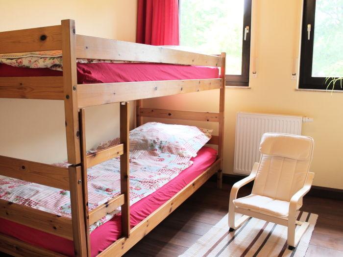 Kinderzimmer im UG