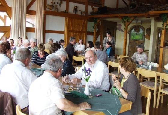 Besuch der Rhönlandscheune Dermbach – Rhöner Bier war hier der Renner, ebenfalls die Produkte aus dem Regionalladen
