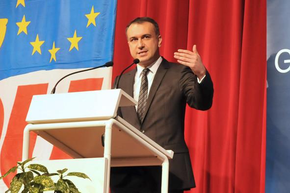 Bülent Arslan, Vorsitzender des Deutsch-Türkischen-Forums der CDU und langjähriges Mitglied im CDU Landesverband, setzte mit seinem Beitrag Akzente im deutsch-türkischen Miteinander