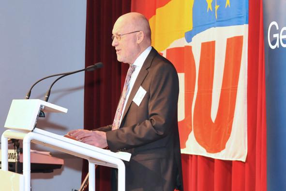 Klaus Plonka, Parteivorstand des CDU Stadtverbandes Neukirchen-Vluyn